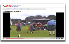 image of Bridge of Allan Highland Games